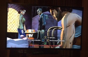 "Video Game ""Wolf Among Us"""